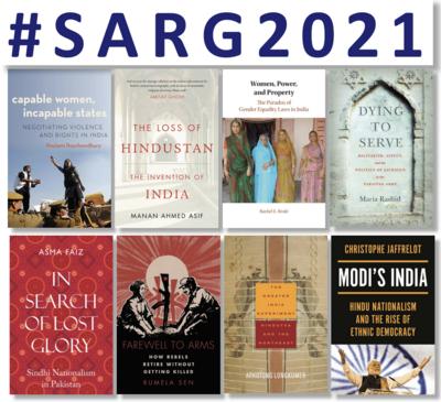 Sarg2021 books